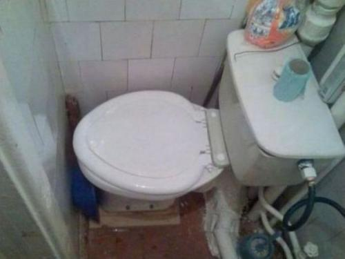 Bathroom Remodel Gone Wrong