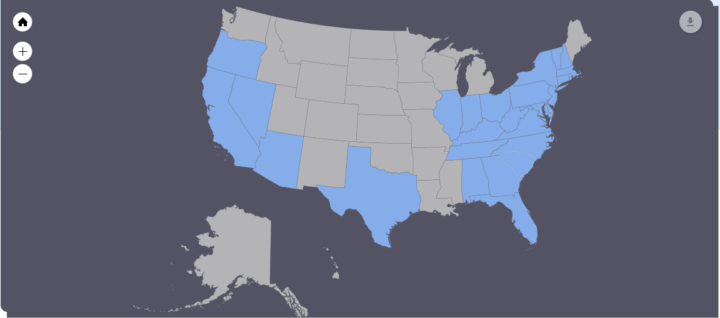 How Many U.S. States Have You Visited? How Many Have You ...