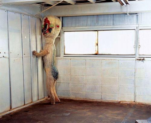 Garage Creature