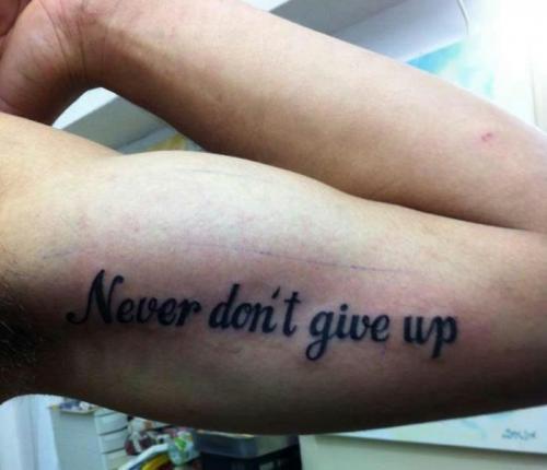 nevernot
