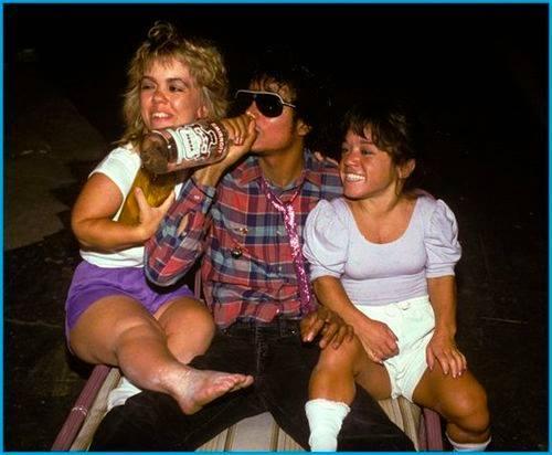 michael parties