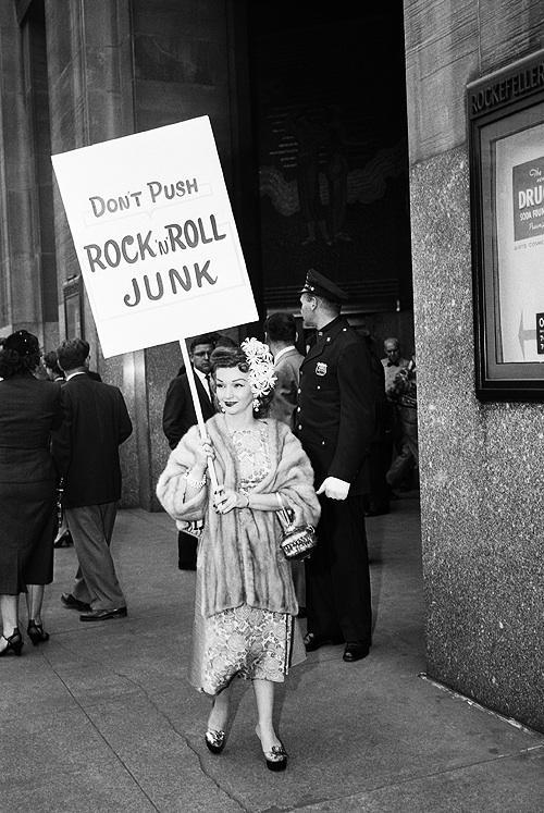 rock n roll junk
