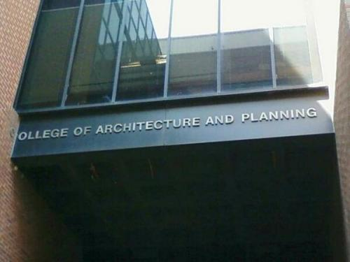 Architecture and Planning (1)