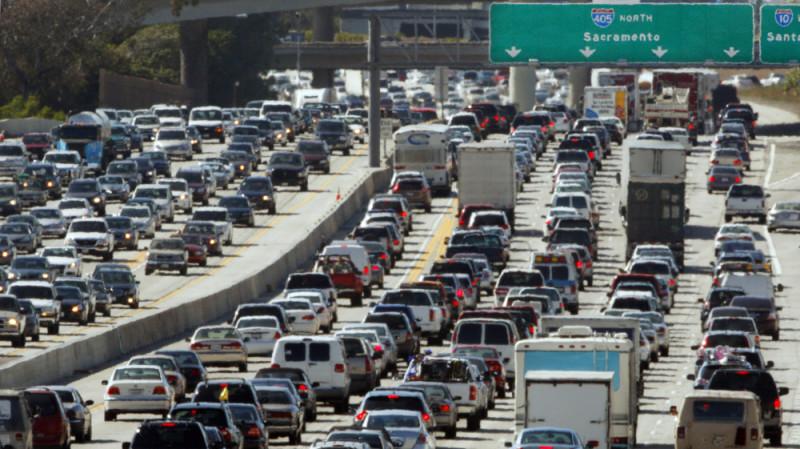 SoCal traffic