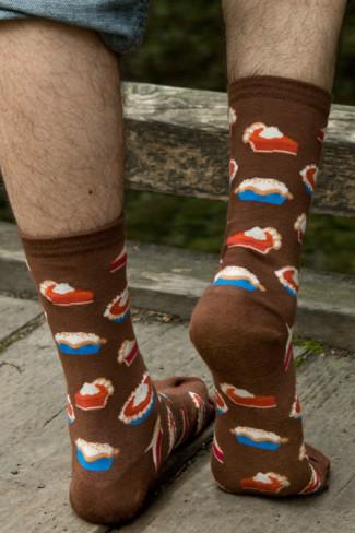 pie socks